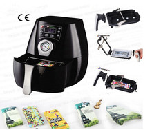 ST1520 mini 3d sublimation vacuum machine for phone case multifunction mini 3d sublimation vacuum printer heat press machine