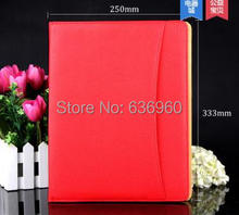 New hot 2015  Business manager folder multifunction  folder A4 sales  folder  free shipping