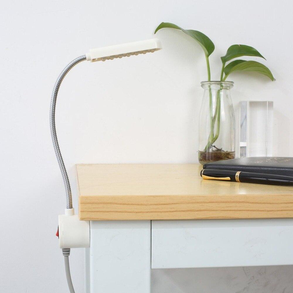 M/áquina de coser L/ámpara LED 20 LED Luces de trabajo L/ámparas de bajo consumo con imanes Montaje de luminaria de luz para m/áquinas de coser