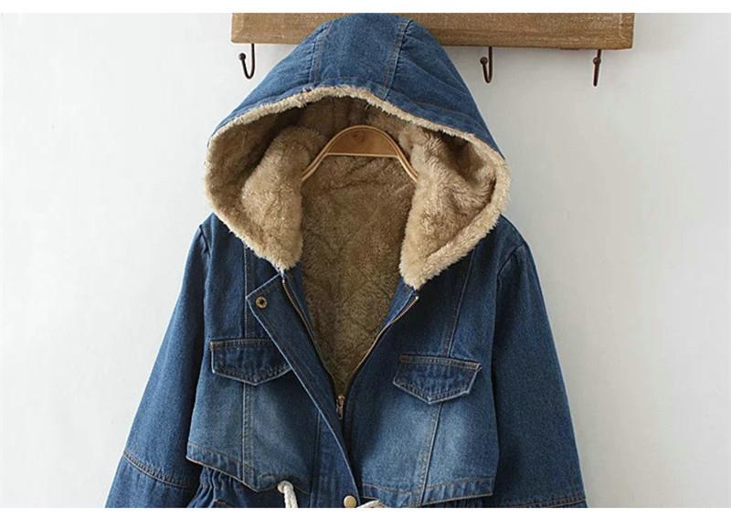 معطف الشتاء فضفاض 18