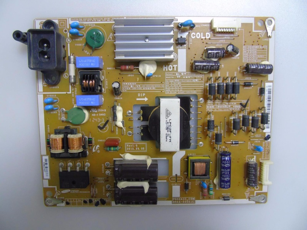BN44-00501A 100% New And Original LED Power Board<br>