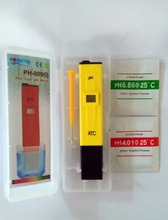 Digital PH meter tester Pen Automatic Temperature Corrector Aquarium Pool Water Drink water portable WITH RETAIL BOX