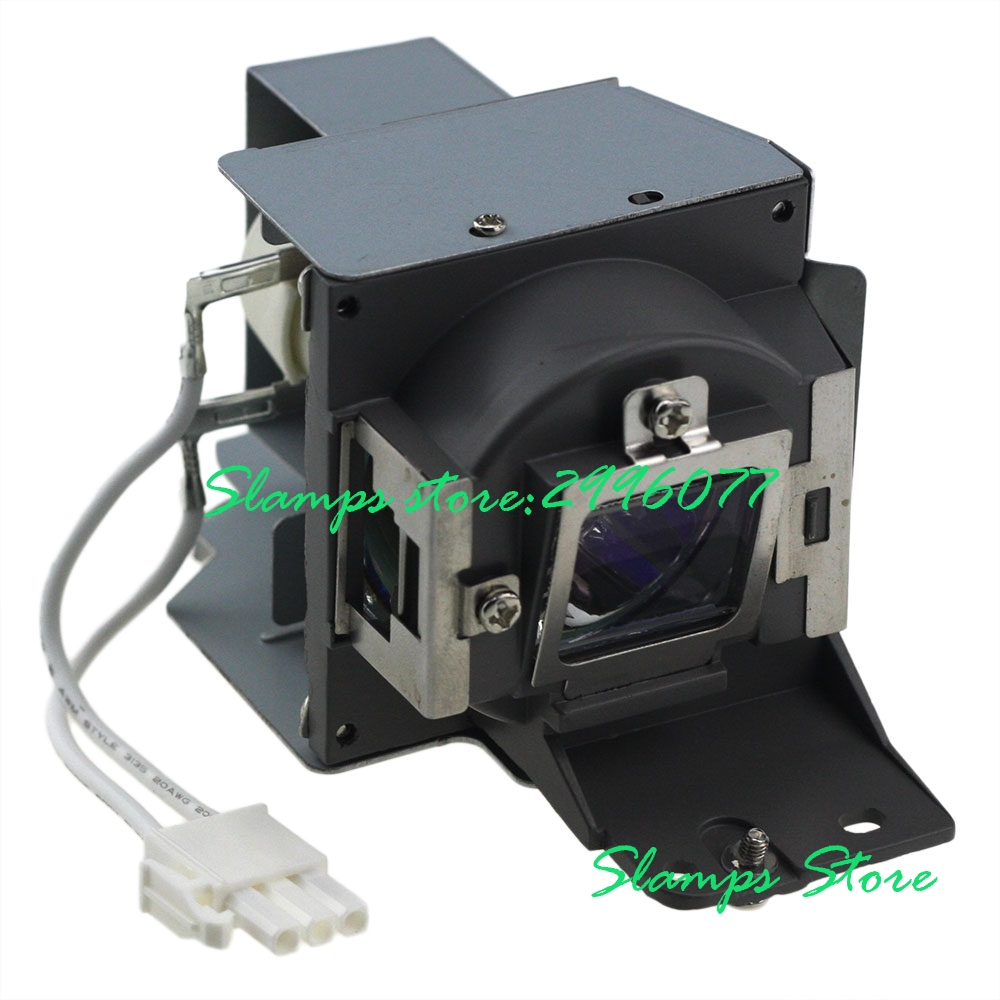 High Brighness 5J.J9V05.001 Replacement Projector lamp with housing for BenQ ML7437 MS619ST MS630ST MW632ST MX620ST MX631ST<br>