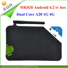 electronic 2014 new android tv box smart tv box dual core 1G 4G iptv support xbmc Youtube shipping by DHL FedEx in 5 days