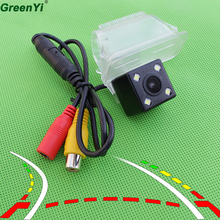 GreenYi Car Rear View Reverse Camera Backup HD Parking Assistance Camera for Ford Focus Hatchback MK2 Fiesta S-max Kuga Mondeo(China)