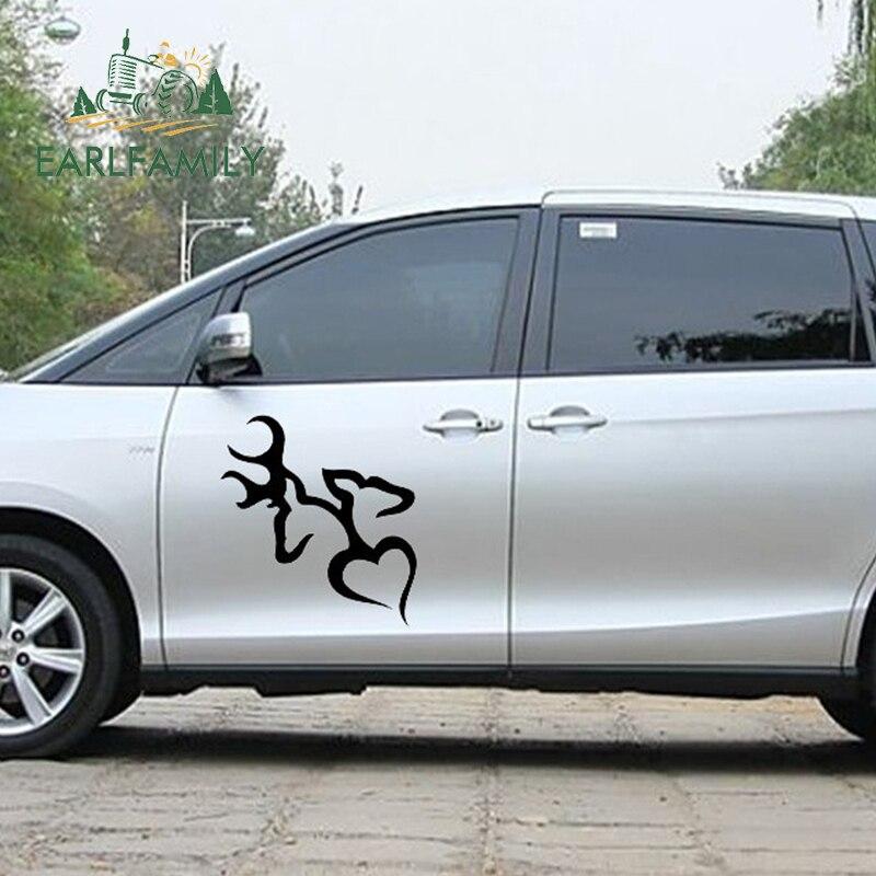 Car Sticker Home Adesivi per Auto Bow Hunter Adesivi per Cacciatori di Caccia Selvatici Cacciatori di Cani Selvatici Cacciatori