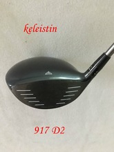 "Hot sell Brand keleistin 917 Driver Golf Driver 917 D2 9.5""/10.5"" Degree Regular/Stiff Flex Graphite Shaft With Cover and tool(China)"