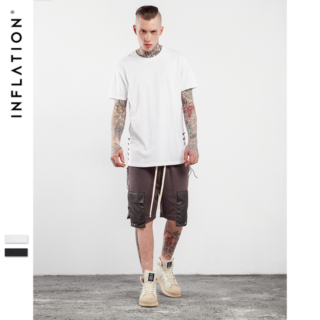 Inflation small orders online store hot selling and for Urban streetwear t shirts