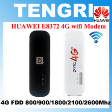 Original Unlocked Huawei E8372 E8372h-153 150Mbps 4G LTE USB modem Mobile WiFi dongle(China)
