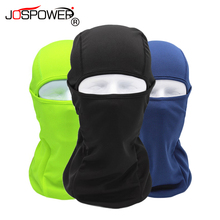 JOSPOWER Balaclava Windproof Cycling Half Face Mask Soft Neck Protect Motorcycle Snowboard Mask Bike Mask Outdoor Caps Scarf