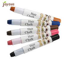 New Arrival Joyous 1PC Temporary Hair dying pen One-time Wax Cover Hair Highlights Gradient Pen Cover White Hair Pen Pretty