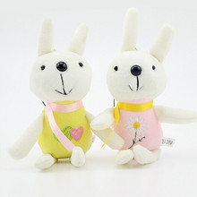 Many Color Plush Bunny Rabbit Plush Toys Wedding Decorations Birthday Gifts,Cute Plush Bunny Toys for Dolls Accessories 50 Pcs