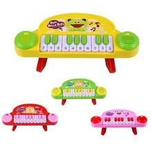 2017 Hot Sale Baby Electronic Organ Musical Instrument Birthday Easter Present Toy For Kids Learning Play Instrumentos Musicais(China)