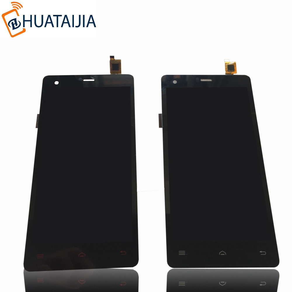 100% Warranty Black LCD For DEXP Ixion ES350 Rage Plus LCD Display With Touch Screen Digitizer Assembly<br>