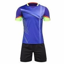 Men college soccer jerseys customized DIY football jerseys boys soccer uniforms adult training suits football set new 2017