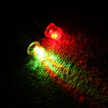 POSSBAY 4Pces/Lot Car Motorcycle Bicycle Wheel Valve Tire Tyre Cap Flash LED Neon Colorful Light Lamp Valvola Car Styling