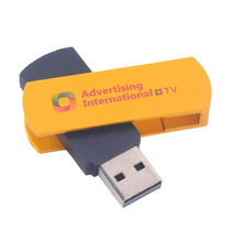 Multifunctional 1GB TV Stick Golden USB Worldwide Internet TV Radio Player Multimedia Synchronously 1GHz 1280 x 1024 Dongle(China)