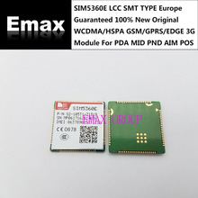 SIM5360E LCC SMT TYPE Europe Guaranteed 100% New Original WCDMA/HSPA GSM/GPRS/EDGE 3G Module For PDA MID PND AIM POS JINYUSHI