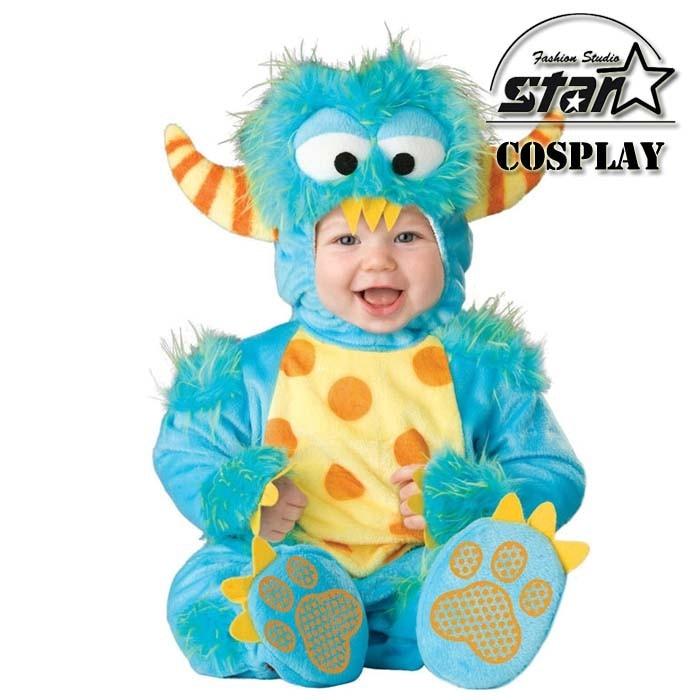 New Arrival Jumpsuit Dinosaur Monkey Lion Owl Elf Pink Horses Penguins Leotard Romper Infant Costumes Baby Costumes Baby Onesie<br>