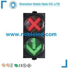 Top Selling Red Cross And Green Arrow Traffic Signs(China)