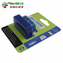 Mini OBDII V2.0 Bluetooth ELM327 OBD2 Car Diagnostic Interface OBD2 Scanner For Android/Windows(China)