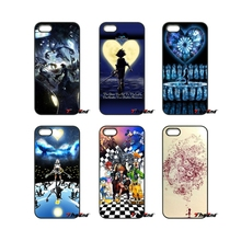 Anime Kingdom Hearts Game Pattern Hard Phone Case For Huawei Ascend P6 P7 P8 P9 P10 Lite Plus 2017 Honor 5C 6 4X 5X Mate 8 7 9(China)