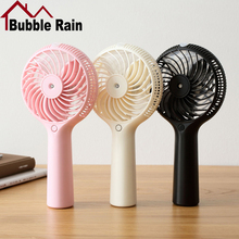 Bubble Rain A38 Water Mist Mini Portable Hand Held Desk Air Conditioner Humidification Cooler Cooling Humidifier Fans Ventilador