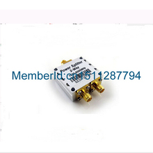 Top Brand Power Divider 1pcs/1500~8000Mhz  2 Way RF Power Splitter Combiner w/ SMA Female Connector High Frequency 1.5-8Ghz