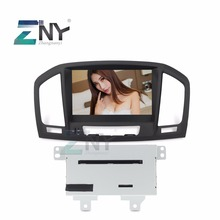 "ZNY 8"" HD 1024x600 Android Car Stereo For Opel Vauxhall Insignia CD300 CD400 Auto Radio RDS DVD GPS Navigation Backup Camera(Hong Kong)"