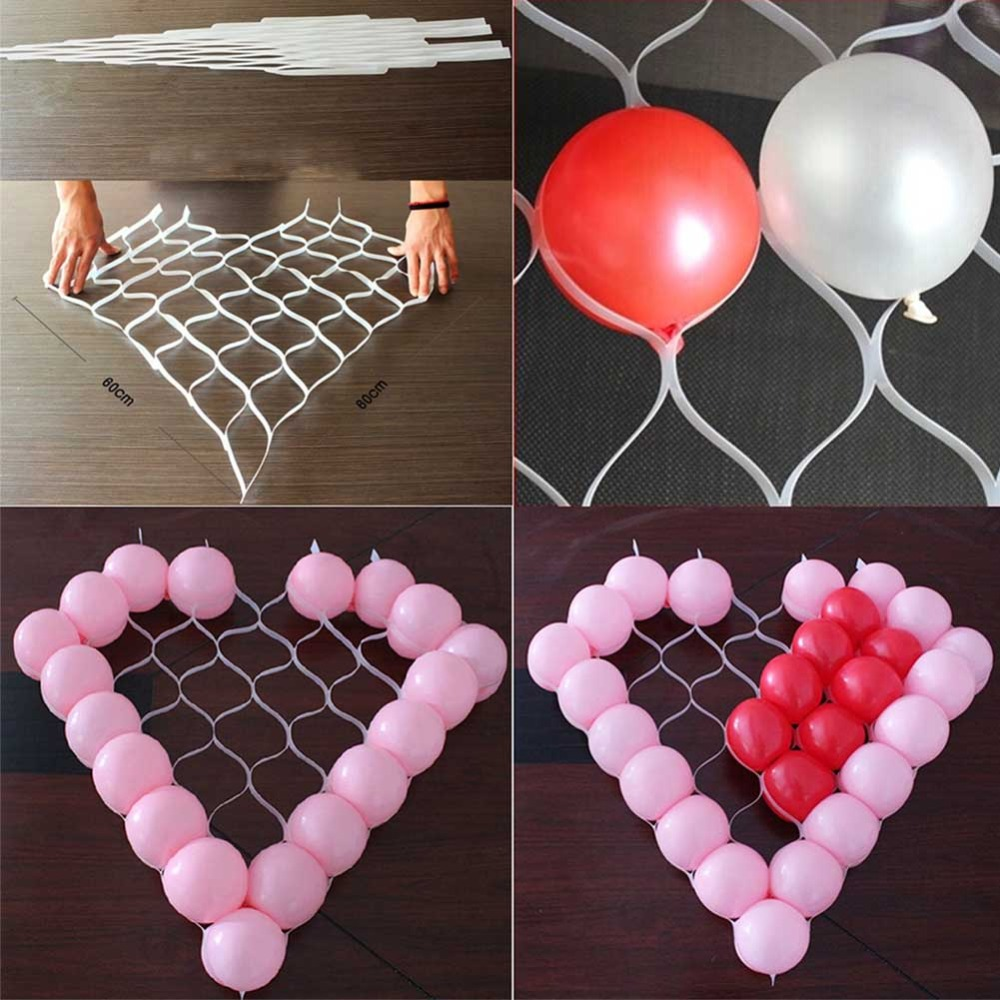 Как сделать с шариками сердечко 459