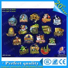 Casino games MULTI GAME XXL 17 in 1 with high win rate 90-96%/slot game board Slot Game PCB(China)