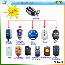 2017 New Arrival !!! 100pcs Rolling Code 433MHZ Universal Multi-brands Remote Control Duplicator YET003-JR