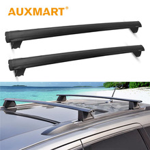 Auxmart Roof Rack Cross Bar for Jeep Grand Cherokee 2011~2016 Roof Racks Rails with Anti-theft Lock Offroad Load Cargo Carrier(China)