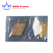 BDM Frame Pin only set BDM pin(10+10) works together with BDM Frame use for BDM 100 ECU programmer