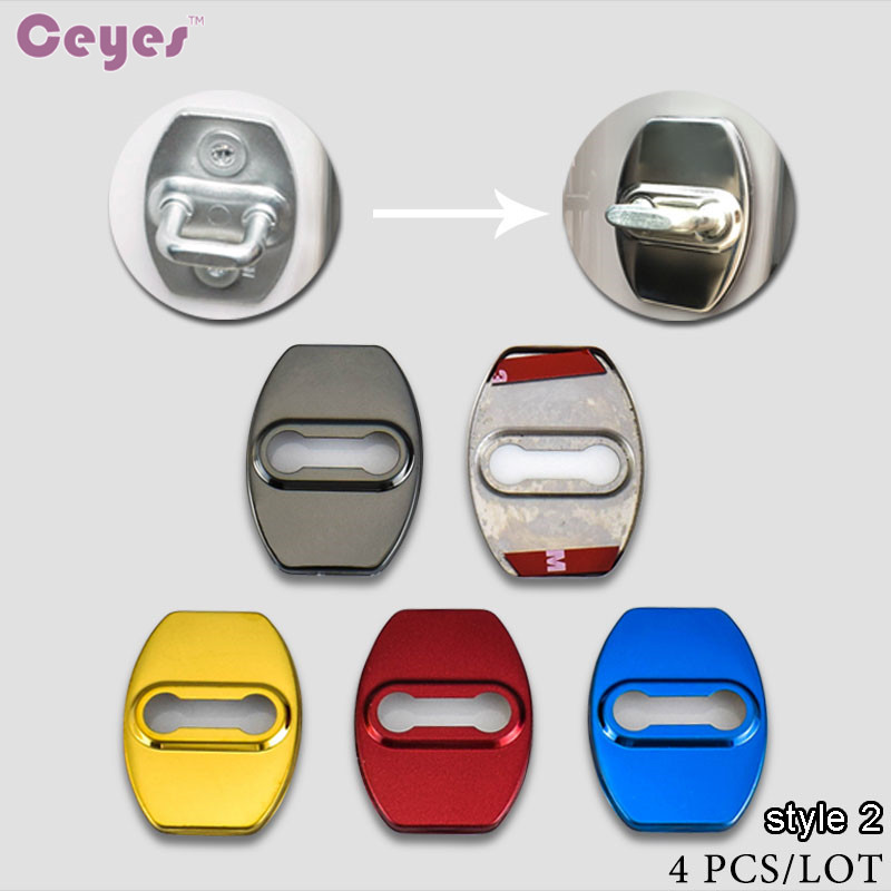 car door lock cover (2)