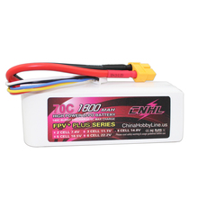 CNHL G+PLUS LI-PO 1800mAh 14.8V 70C(Max 140C) 4S Lipo Battery Pack for RC Hobby with free shipping