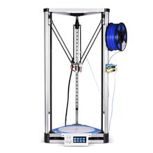 2017 BIQU 3D Printer tarantula LCD Diy Kossel Plus Large 3D Printing 250*380mm metal autoLevel Prusa quiet Delta printer BLTOUCH