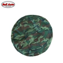Left Corner Factory direct sale SUV car spare wheel cover spare tire cover Camouflage color accept Paypal(China)