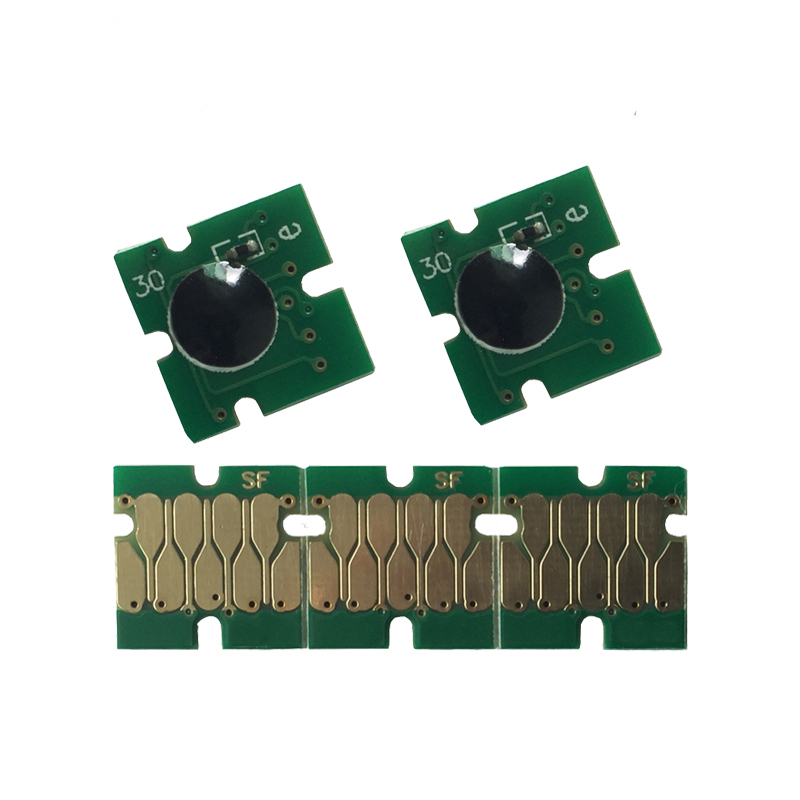 Hot Selling For Epson t3200 t5200 t7200 chips for epson t3200 5200 compatible chips  for epson t5200 one time cartridge chips<br><br>Aliexpress