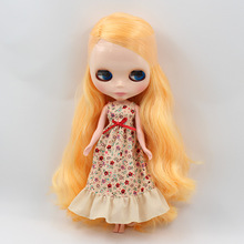 New arrival Western style blyth doll dress girls cloth for bjd dolls gift for children kids toy Wholesale(China)