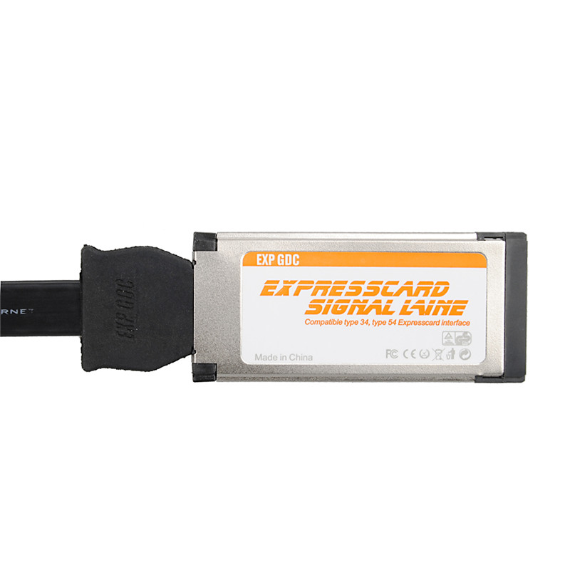 Brand New EXP GDC Expresscard Signal Line Compatible Type 34/54 Interface Hight Quality<br>