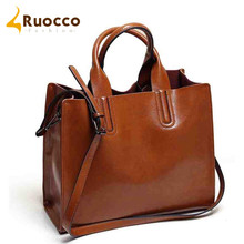 2017 Rushed Sale Leather Bags Handbags Women Famous Brands Big Trunk Tote Spanish Brand Shoulder Bag Ladies Large Bolsos Mujer