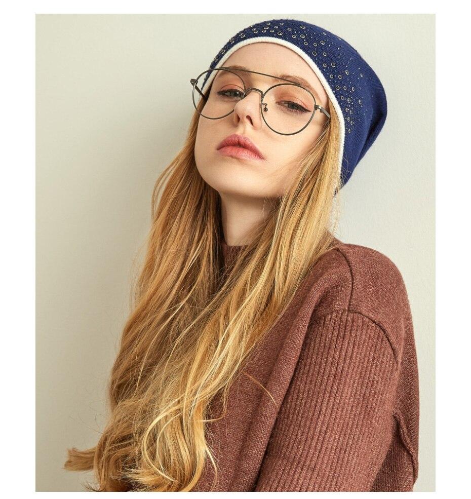 قبعات للنساء 13