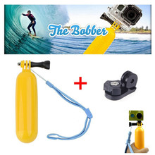 Buy Sjcam Floaty Floating Bobber Hand Grip 1/4 Connecter Gopro Hero 4 3 3+ SJ4000 Xiaomi Yi Go Pro Action Camera Accessories for $3.20 in AliExpress store