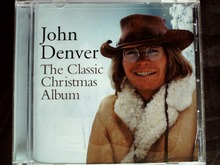 John Denver - The Classic Christmas Album USA Original CD Like New Jewel case damaged