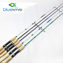1.5m 5 colors Super Hard Spinning Fishing Rod Medium Light Ultra Light Action Solid Blank Fishing Rod, Ice Fishing Rod, Lure Rod
