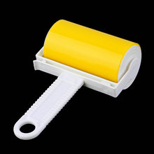 2017 Hot Home Use Washable Sticky Hair Removal Roller for Pet Dust Clothes Furniture Cleaning