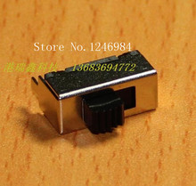 [SA]Small toggle switch 3.0 spacing DC DC slide the power switch SS-12F03---200pcs/lot(China)