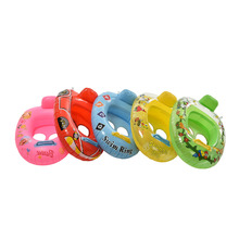 Hot swimming baby accessories swim neck ring baby Tube Ring Safety infant neck float circle for bathing Inflatable Newest(China)