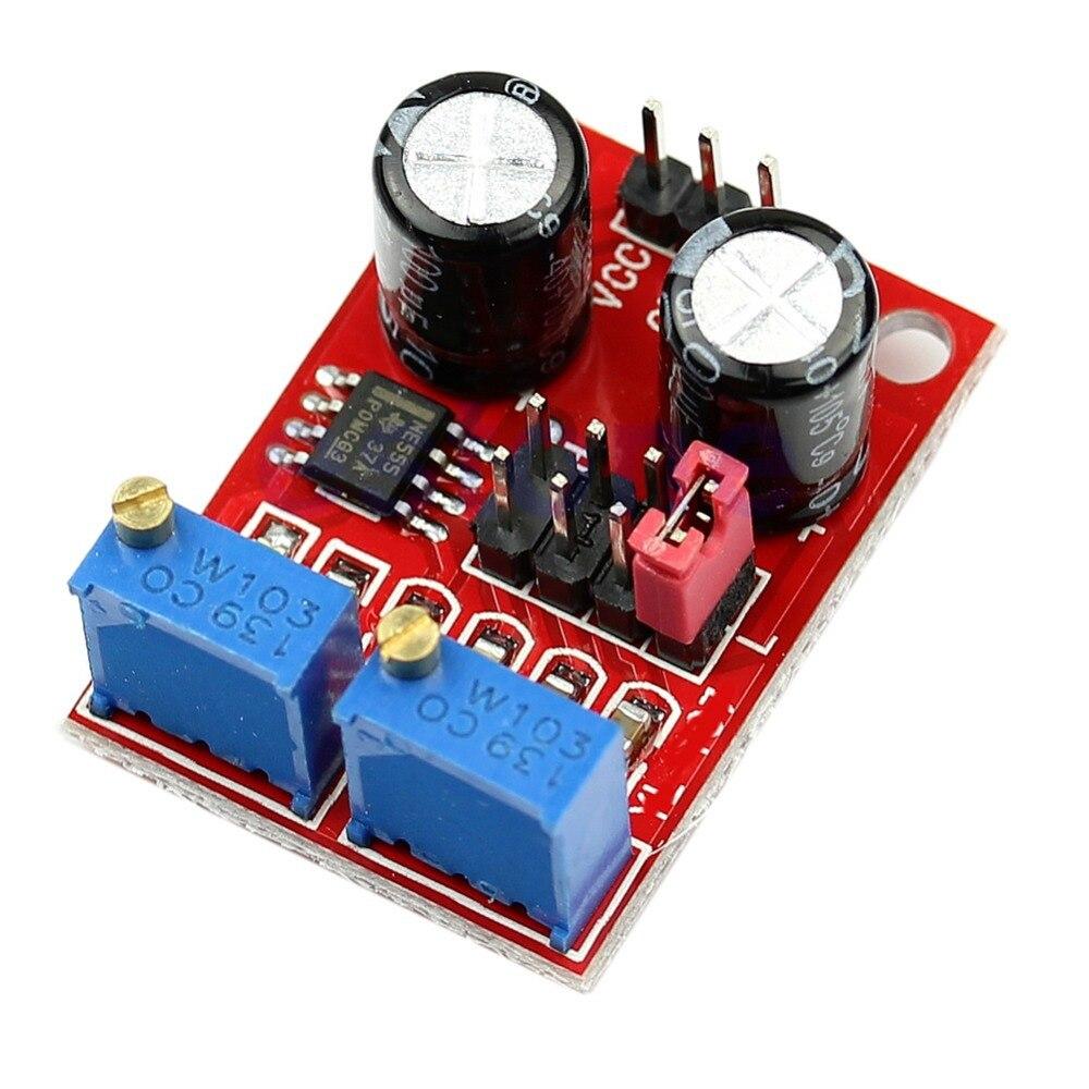 3 шт./лот NE555 Частота Регулируется Модуль Рабочий Цикл Меандр Шагового Водитель Мотора(China)